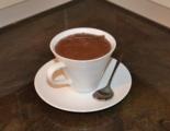 Горячий густой шоколад с крахмалом