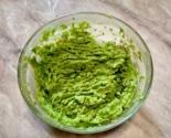 Гороховая каша из зеленого горошка с сыром