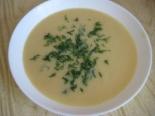Гороховый суп-пюре с картошкой без мяса