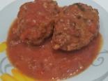 Гречаники с фаршем в томатном соусе