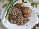 Гречка с мясом в духовке