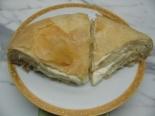 Грузинская ачма с сыром