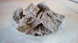 Халва подсолнечная с орехами в домашних условиях