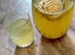 Имбирный лимонад с апельсином и лимоном