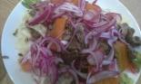 Бешбармак из говядины по-казахски в домашних условиях