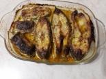 Карп в сметанном соусе с овощами в духовке