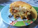 Картофельная запеканка с фаршем в духовке для детей от 3-х лет
