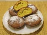 Кексы из тыквенного пюре со специями