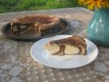 """Кокосовый торт """"Утренняя роса"""" с творогом"""