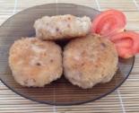 Постные котлеты из фасоли и картофеля без яиц: рецепт с фото