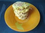 Котлеты из нута с яйцом
