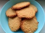 Кунжутное печенье