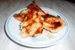 Куриное филе с майонезом в духовке