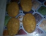 Куриные котлеты с кабачком и манкой