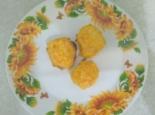 Куриные тефтели с кабачком и морковью детям от 1 года
