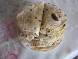 Кыстыбый с картошкой по-татарски (лепешки на сковороде)