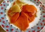 Маринованная морковь с имбирем