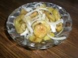 Маринованные баклажаны как грибы