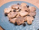 Мягкое творожное печенье с яблоками для детей 1,5 года