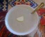 Мясное пюре с цветной капустой и рисом для детей от 9 месяцев