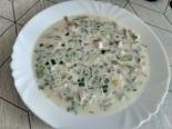 Окрошка на квасе с колбасой: классический рецепт с фото