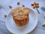 Ореховое печенье без масла и без муки