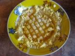 Овощное пюре из картошки и тыквы для детей от 1 года