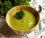 Овощное пюре из тыквы, кабачка и стручковой фасоли на кефире для детей от 6 месяцев
