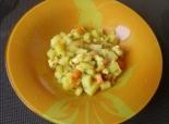 Овощное рагу с курицей для ребенка 1,5 года