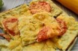 ПП кабачковая пицца в духовке