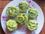 ПП кексы с авокадо без выпечки