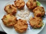 ПП тыквенные кексы с рисовой мукой