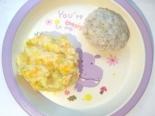 Паровые котлеты из кролика с капустой для ребенка от 1 года