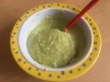 Пюре из хека с овощами для ребенка 11 месяцев