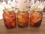 Кисло-сладкие помидоры «Пальчики оближешь» на зиму