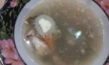 Простой рецепт ухи из рыбьих голов без картофеля и риса