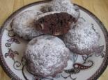 Вкусные шоколадные кексы с бананами