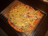 Пицца с колбасой «Итальянцы в России»
