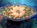 Салат с копченой рыбой «Селедка с яйцом»