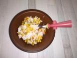Рис с овощами детям от 3-х лет