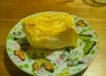 Рулеты из лаваша с картошкой и сыром