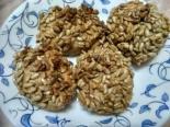 Ржаные булочки с семечками подсолнуха
