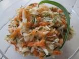 Салат из сельдерея и моркови для похудения