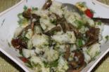 Салат с грибами «Боярский»