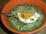 """Шпинатный холодный суп """"Шечаманды"""""""
