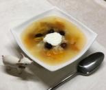 Сладкий суп из сухофруктов с рисом для детей 1,5 года