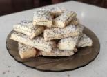 Слоеное печенье с маком