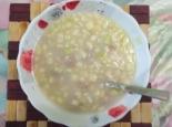 Суп из индейки с кабачком и картофельным пюре детям от 1 года