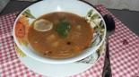 Суп из кильки в томатном соусе с рисом