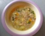 Суп из кролика для детей от 9 месяцев